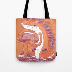 The Mushroom collector Tote Bag