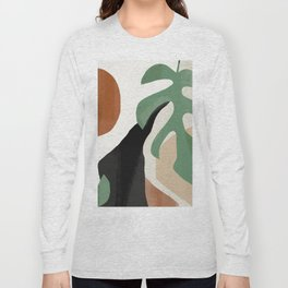 Abstract Art 37 Long Sleeve T-shirt