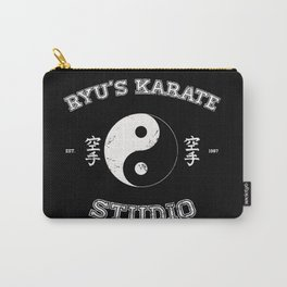 Ryu's Karate Studio Carry-All Pouch