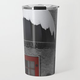 Red Reception  Travel Mug