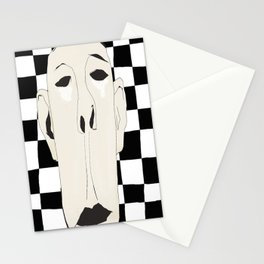 « un personnage » Stationery Cards