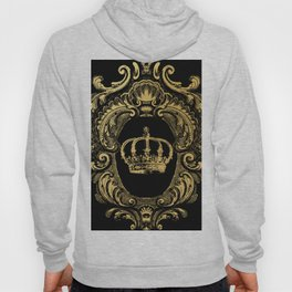 Gold Crown Hoody
