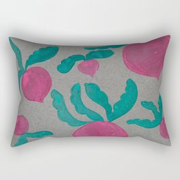Beets Rectangular Pillow
