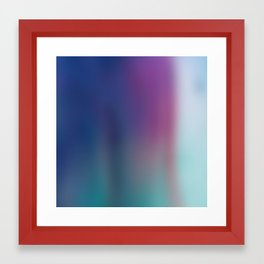 The Painting Framed Art Print