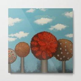 Dream grove Metal Print