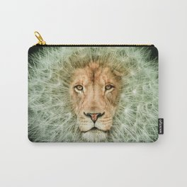 Dan The Lion Carry-All Pouch