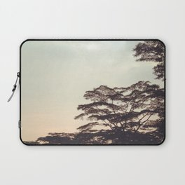 the faint sunset Laptop Sleeve