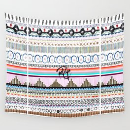 Aztec-Tribal  Wall Tapestry