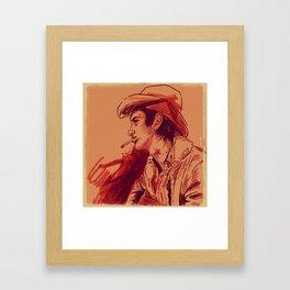 Townes Framed Art Print