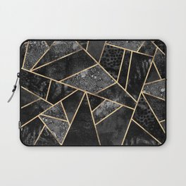 Black Stone 2 Laptop Sleeve