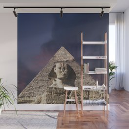 The Sphinx Wall Mural