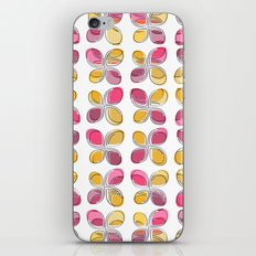 flower pattern iPhone Skin