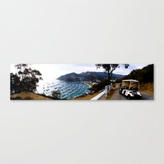 Soak Up The View Canvas Print