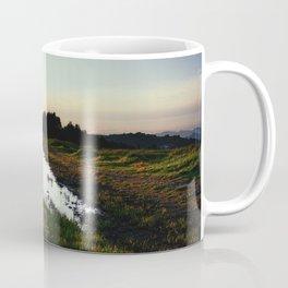 Sunset at Mt Tam Coffee Mug