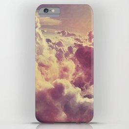 Clouds1 iPhone Case