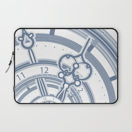 Alice watches 1. Time in Wonderland. Laptop Sleeve