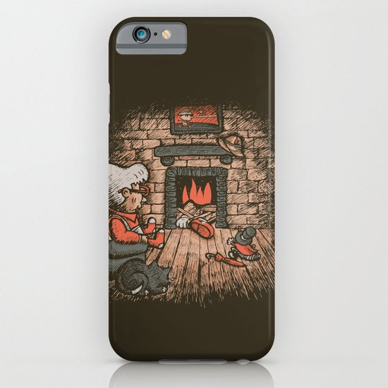 A Hard Winter iPhone & iPod Case