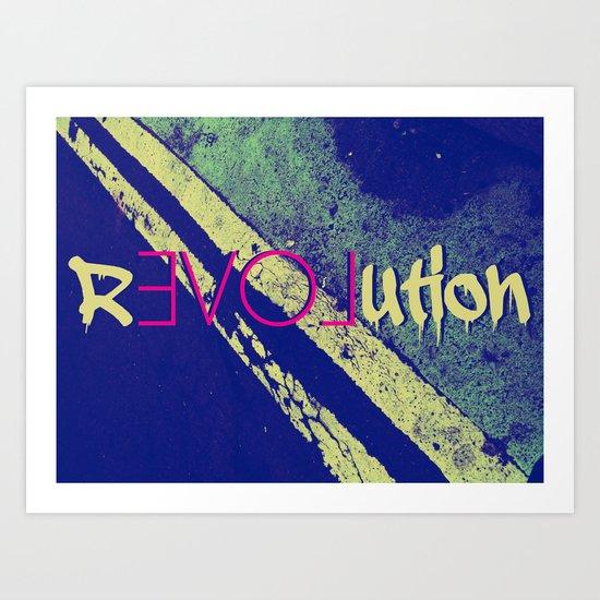 Revolutionary Road  Art Print