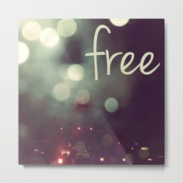 free II Metal Print