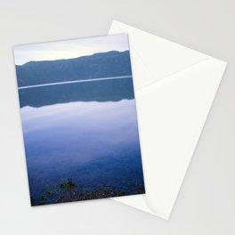 Nightfall in Sete Cidades Stationery Cards