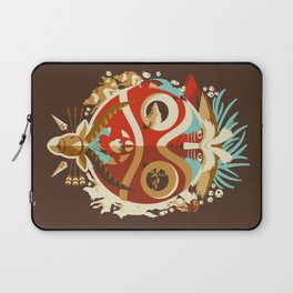 The Days of Gods and Demons Laptop Sleeve