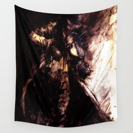 The violinist Wall Tapestry