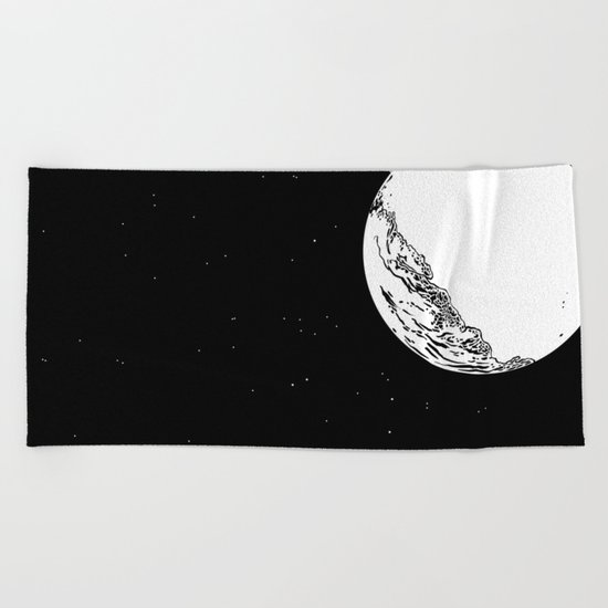 TRITON Beach Towel