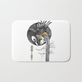 BIRD WOMEN 4 Bath Mat