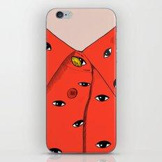 Eye pattern iPhone & iPod Skin
