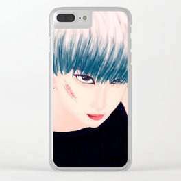 mx Clear iPhone Case