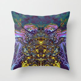Dragoon Throw Pillow