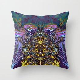 Dragoon Throw Pillow