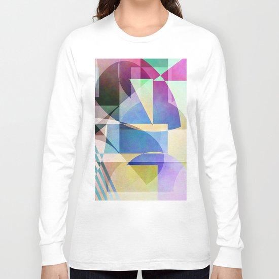 Abstract 2017 030 Long Sleeve T-shirt