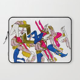 rock rests. Laptop Sleeve