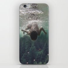 the level inside will rise iPhone Skin