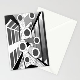 The Commons Stationery Cards