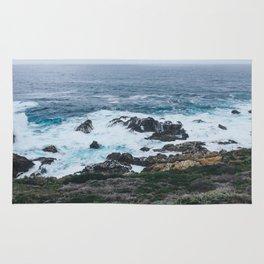 Northern California Coast Photography Rug
