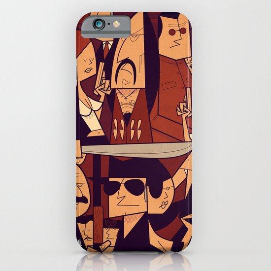 Machete iPhone & iPod Case
