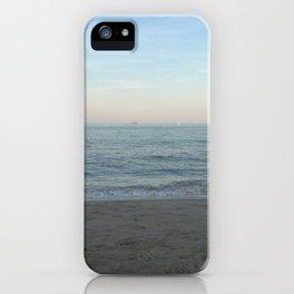 New England Beach iPhone Case