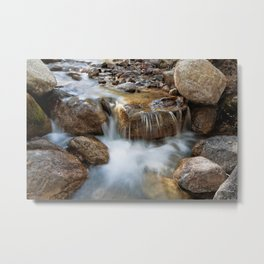 Whitney Creek Metal Print