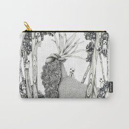 Forest Spirit Carry-All Pouch