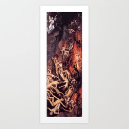 Last Judgement Art Print