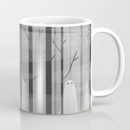The Woods are full of Ghosts Coffee Mug