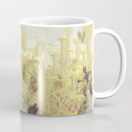 Mycelium Seep - Cover art Coffee Mug