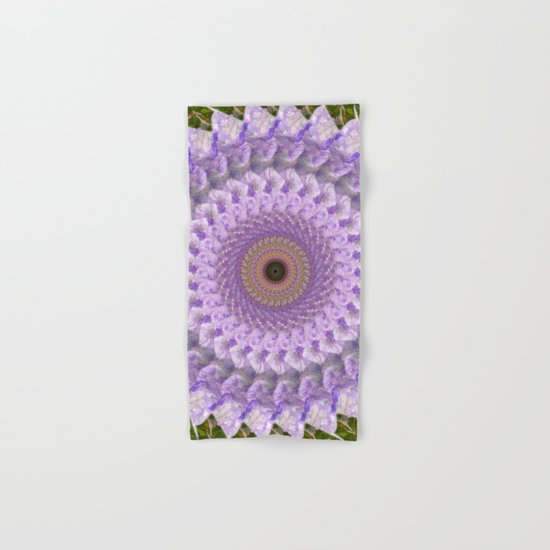 Kaleidoscope No. 4 Hand & Bath Towel