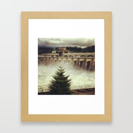 Bonneville Framed Art Print