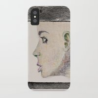 rush iPhone & iPod Cases featuring Rush by Paige Elizabeth