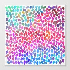 rain 14 Canvas Print
