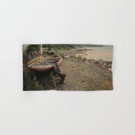 Hans Heyerdahl - View from Åsgårdstrand Hand & Bath Towel