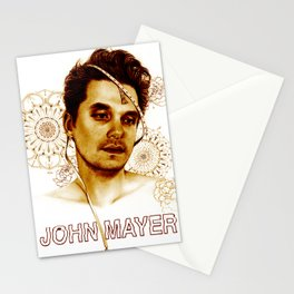 john mayer search everything 2020 Stationery Cards